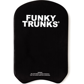 Funky Trunks Kickboard, still black